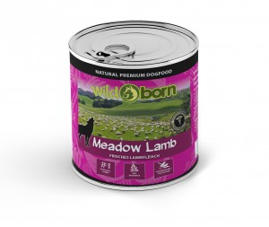 Wildborn Meadow Lamb Nassfutter