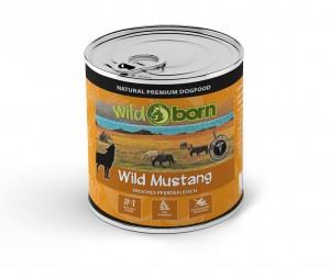 Wildborn Wild Mustang Nassfutter